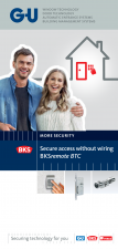 BKSremote BTC - Acces securizat fara fir G-U BKS