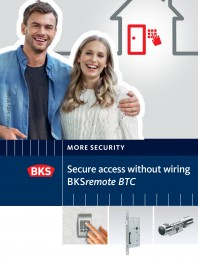 BKSremote BTC - Acces securizat fara fir