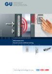 BKSremote BTC - Acces securizat fara fir - Detalii de montaj si comanda G-U BKS