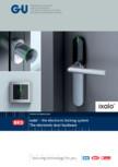 Sistem de inchidere electronic ixalo  G-U BKS