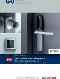 Sistem de inchidere electronic ixalo