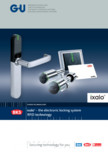 Sistem electronic de blocare - tehnologia RFID G-U BKS
