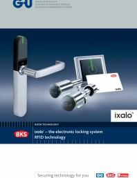 Sistem electronic de blocare - tehnologia RFID