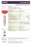 Suport underlay pentru mocheta INTERFLOOR - Colours Red
