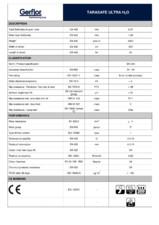 Pardoseala PVC antiderapanta Gerflor