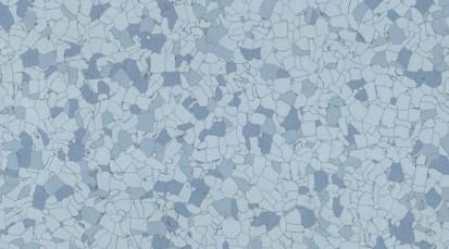 Paletar pentru pardoseala conductiva / 0637 Light Blue