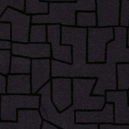 Paletar pentru pardoseala PVC eterogena / Cubist 1720 Black
