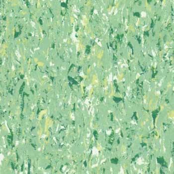 Paletar pentru pardoseala PVC omogena / 2317 Soft Green
