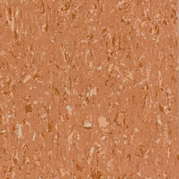 Paletar pentru pardoseala PVC omogena / 2655 Tangerine