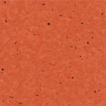 Paletar pentru pardoseala PVC omogena / 0702 Kumquat