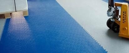 Dale interconectabile din PVC / GTI dale industriale