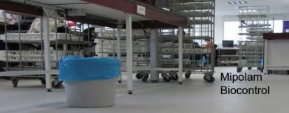 Pardoseala PVC omogena  / Pardoseala PVC omogena Mipolam Biocontrol