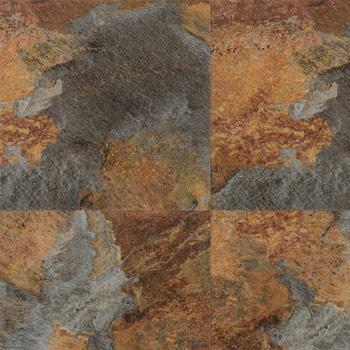 Paletar pentru pardoseala PVC - amenajari de lux / 0469 Fuoco 45.7 x 45.7 cm