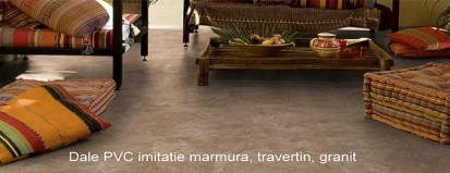 Pardoseala PVC pentru amenajari de lux  / Pardoseala PVC pentru amenajari de lux - Creation 30 Mineral