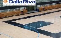 Pardoseli sportive indoor - outdoor Solutii pentru sportul de performanta - sali de sport polivalente - parchet sportiv din lemn masiv sau stratificat. Producator DallRiva, Italia, Partener FIBA.