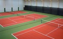 Pardoseli sportive indoor - outdoor Suprafete de joc polivalente sau dedicate pentru terenuri de sport. Terenuri multisport (handbal, baschet, volei, tenis, fotbal) sau terenuri dedicate unui singur sport ex. Tennis.