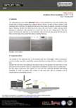 Recomandari de instalare pentru dalele din cauciuc - nr 9141 Sportec - Sportec Style