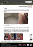 Recomandari de instalare pentru pardoseli din cauciuc  Sportec - Sportec Color
