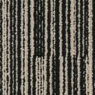 Black 001 - Mocheta dale 50 x 50 cm - Black and... | Modulyss 09