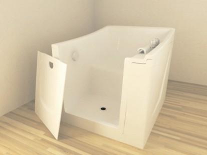 Cada de baie pentru uz medical Easy EASY Cazi de baie