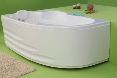 Cada de baie cu laturi inegale Lotus  LOTUS Cazi de baie