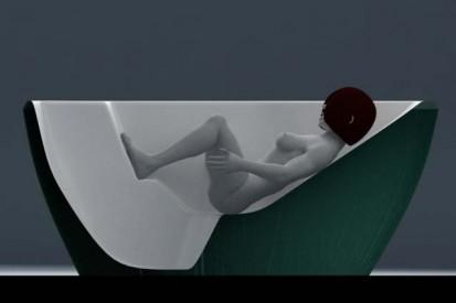 Cada de baie pentru uz medical New Life  NEW LIFE Cazi de baie