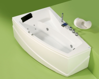 Cazi de baie dreptunghiulare, pe colt, rotunde Cazile de baie Fibrex, sunt gandite pentru orice tip de baie si sunt fabricate din acril sanitar, intarit cu straturi din fibra de sticla.Cazile Fibrex sunt solide si rezistente in timp.