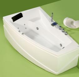Cazi de baie dreptunghiulare, pe colt, rotunde FIBREX