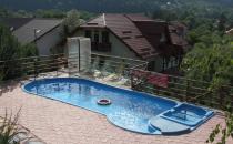 Piscine monobloc Piscinele oferite de Fibrex Romania sunt special concepute sa satisfaca orice amenajare (gradina, curte, exterior, interior). Alegand o astfel de piscina ai garantie pe viata.