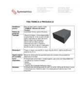 Element de zidarie SYMMETRICA