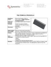 Element de placare SYMMETRICA