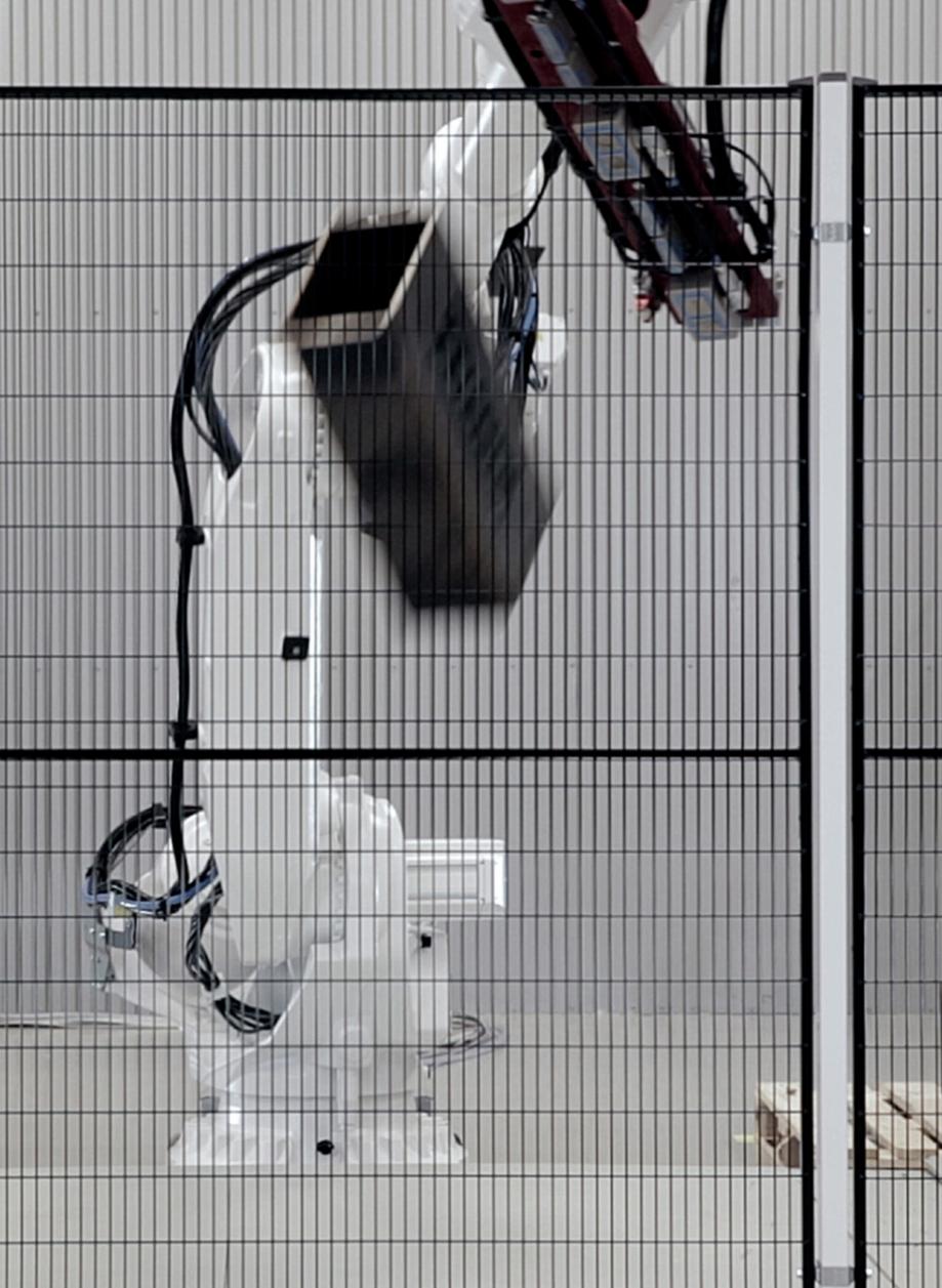 Pagina 7 - Catalog - Garduri pentru spatii de protectie a robotilor sau a utilajelor TROAX Catalog, ...
