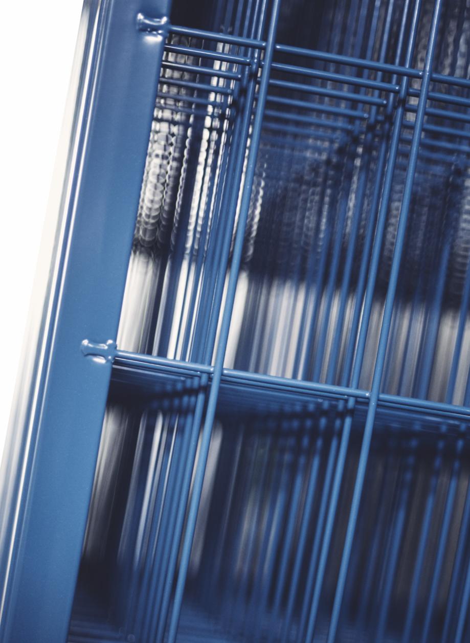 Pagina 25 - Catalog - Garduri pentru spatii de protectie a robotilor sau a utilajelor TROAX Catalog,...