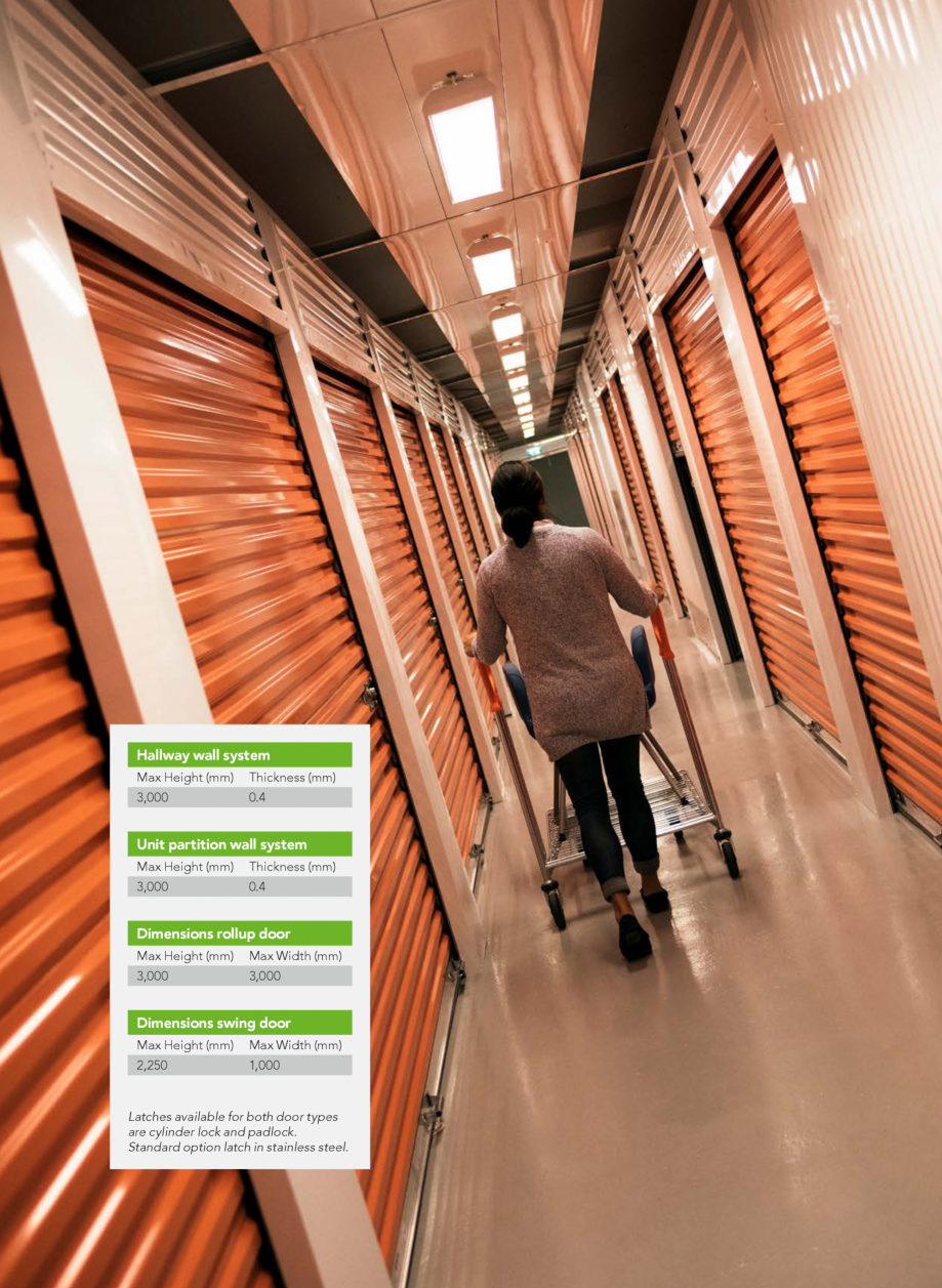 Pagina 24 - Catalog - Sisteme pentru configurarea spatiilor de depozitare  TROAX TROAX Clasic, TROAX...