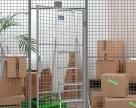 Panouri si garduri pentru spatii sau boxe de depozitare  TROAX