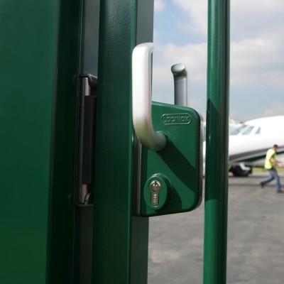 LOCINOX Opritor pentru porti glisante -3 -  Accesorii pentru porti metalice batante si