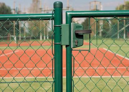 Accesorii pentru porti metalice batante si culisante LOCINOX
