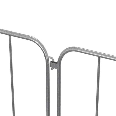HERAS M130 Crush Barrier - Gard mobil eveniment - Garduri mobile pentru evenimente  HERAS