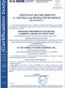Certificat de conformitate nr 2204-CPR-0971 1 - Produse prefabricate din beton - valabil pana la 15