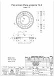 Placa pentru camine PNC D122/62/12 SW UMWELTTECHNIK - PCC-PNC-PA