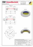 Placa pentru camine PCC D122/80/20 capac SW UMWELTTECHNIK - PCC-PNC-PA
