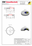 Placa pentru camine PCC D138/62/20 capac SW UMWELTTECHNIK - PCC-PNC-PA
