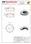 Placa pentru camine PCC D138/80/20 capac SW UMWELTTECHNIK - PCC-PNC-PA