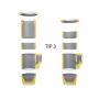 Detalii guri de scurgere - Tip 3