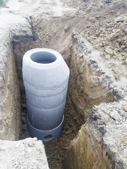 Alimentare cu apa si canalizare Simleu Silvaniei - camine de vizitare Camine de inspectie si vizitare