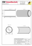 Tub dimensiuni mari TDM DN150 L300 g15 SW UMWELTTECHNIK -