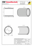 Tub dimensiuni mari TDM DN180 L240 g20 SW UMWELTTECHNIK -