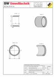 Tub dimensiuni mari TDM DN140 L100 g16 SW UMWELTTECHNIK -