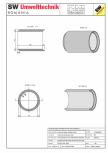 Tub dimensiuni mari TDM DN140 L200 g16 SW UMWELTTECHNIK -