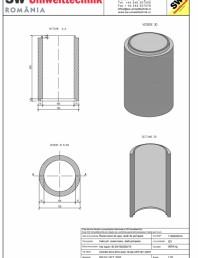 Inel bazin IB DN100/200/15